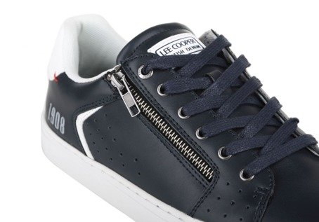 Buty Lee Cooper SHELDON NAVY