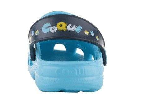 Klapki COQUI LITTLE FROG 8701-BLUE/NAVY