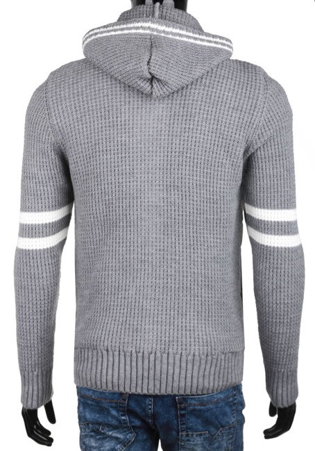 Sweter CP126-GREY CIPO BAXX